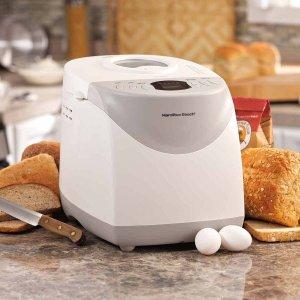 Hamilton Beach 2 lb Digital Bread Maker