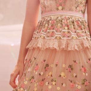 低至5折 蕾丝美裙$201收补货:Needle & Thread 折扣升级 好价收重工仙女裙