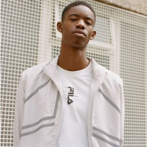 Urban Outfitters FILA Utility Track Jacket