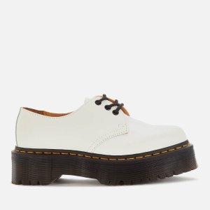 Dr. Martens5-8码1461厚底小皮鞋