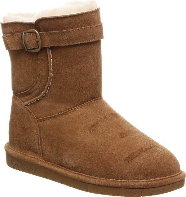 女款雪地靴