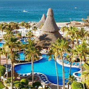 $152起 含酒店+餐食+娱乐墨西哥 Los Cabos 4星全包度假村