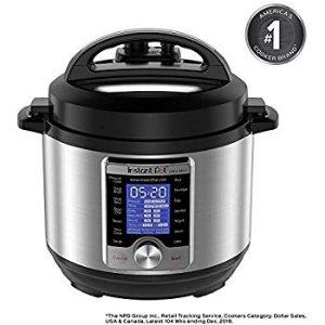 Amazon.com: Instant Pot Ultra 3 Qt 10-in-1 Multi- Use Programmable Pressure Cooker, Slow Cooker, Rice Cooker, Yogurt Maker, Cake Maker, Egg Cooker, Sauté, Steamer, Warmer, and Sterilizer: Kitchen & Dining