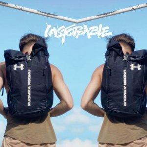 低至6折+满额享7折Under Armour官网 双肩背包、运动手提包促销