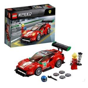 低至$9.99  封面款史低价史低价:LEGO Speed Champions 系列拼搭玩具特卖