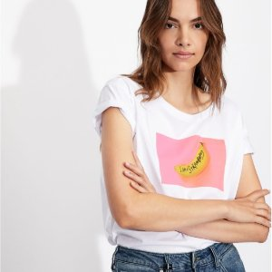 $30Armani Exchange Outlet Women's Tees Sale