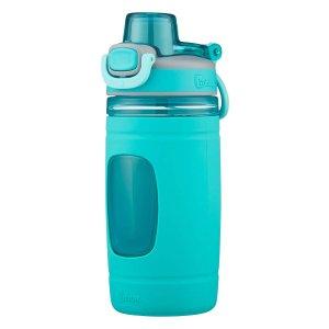 Bubba 儿童防漏水杯,16盎司,湖蓝色