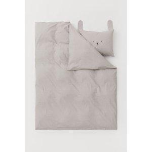 H&M床品套装