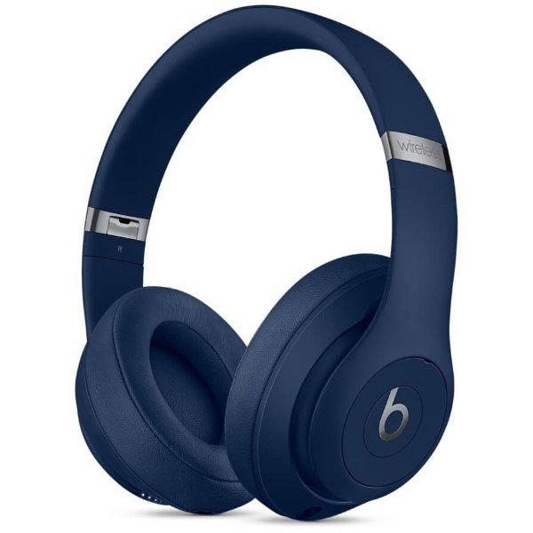 Studio3 蓝牙耳机 深蓝色