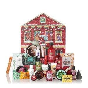 The Body Shop 圣诞倒数日历-Deluxe