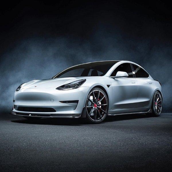 Model 3 标准续航+版本
