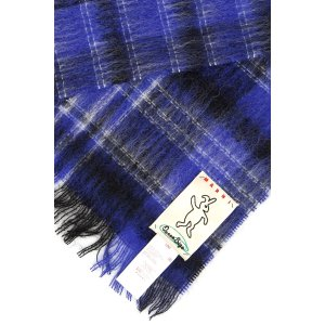 Marni格纹围巾
