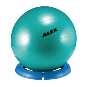 在家宅着运动也不能停 Alex健身球限时7折收 拉伸舒展减脂全搞定