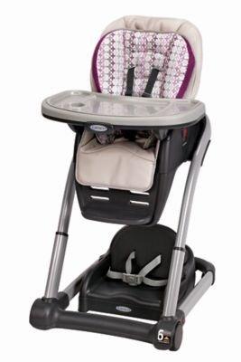 史低价 $92.62(原价$189.99)GRACO Blossom 6合1儿童餐椅 三款可选