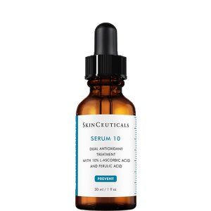 SkinCeuticals温和的抗氧化精华色修+serum 10
