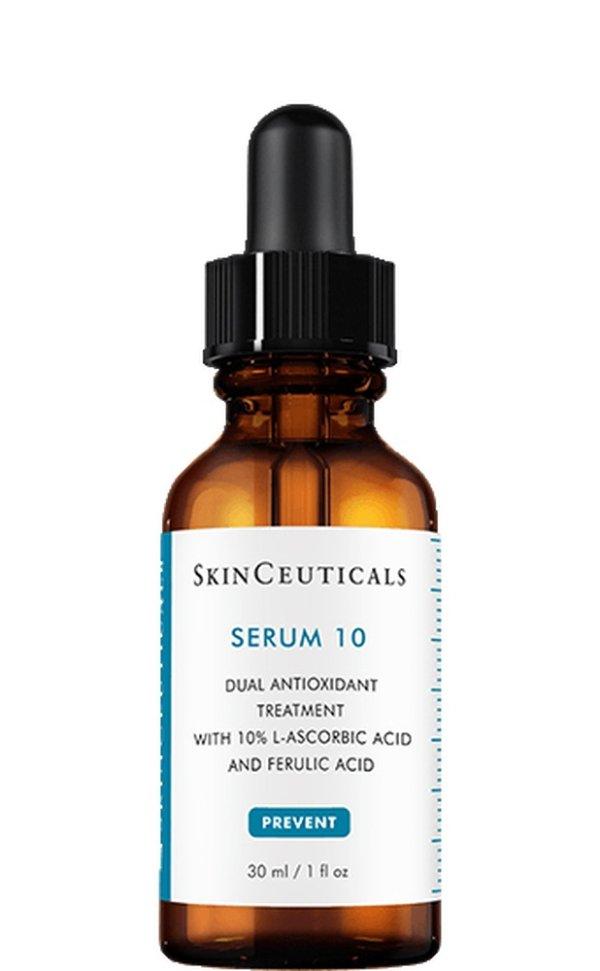 色修+serum 10