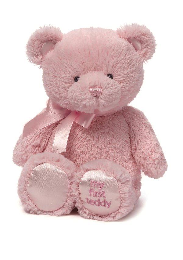 泰迪小熊公仔