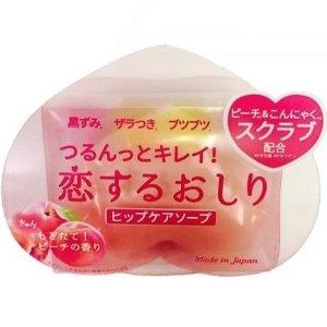 $4.9 / RMB32.8 直邮美国Pelican 美白清洁 去黑色素 美臀皂 水蜜桃香 80g 特价