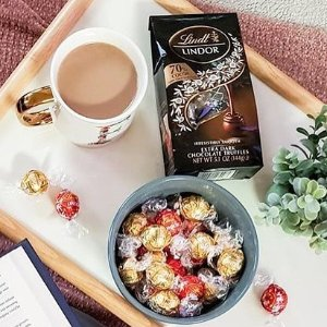 As Low As 30% OFFLindt Selected Lindor Chocolate Limited Time Offer