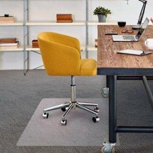 Walmart PVC Chair Mat for Carpets (1/4