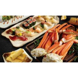 Kikoo Sushi 2小时自助(寿司等)