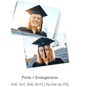 """免费CVS photo 2张5x7""""照片打印"""