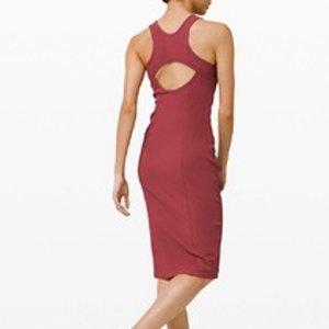 3.8折起 $49收爆款连衣裙折扣升级+上新:Lululemon 连衣裙专场 $89收连衣裙