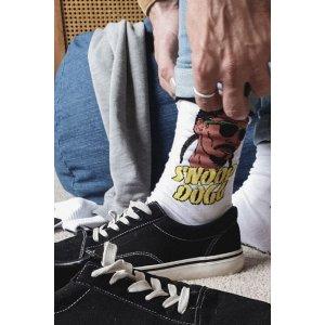 $20/3双长袜