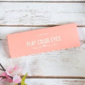 $18.99(原价$26.40)韩国ETUDE HOUSE爱丽小屋 水蜜桃果汁10色眼影盘 1件入