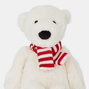 As Low as $4 JELLYCAT  Plush Toy @ Barneys Warehouse