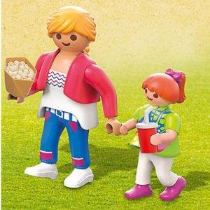 满$50享7.5折延长一天:Playmobil 德国儿童创造性拼装玩具 独立日大促