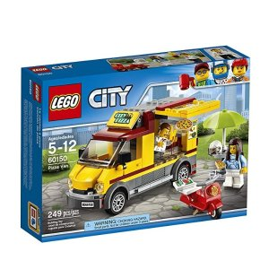 $10.99(Was $19.99)LEGO City Great Vehicles Pizza Van 60150 Construction Toy