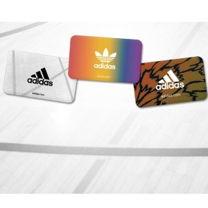 Buy $50 get $10Gift Card Sale @ adidas