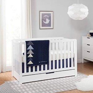 低至$169.99Carter's by DaVinci 4合1多功能婴幼儿床