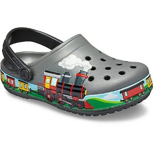 CrocsKids' Crocs Fun Lab Train Band Clog
