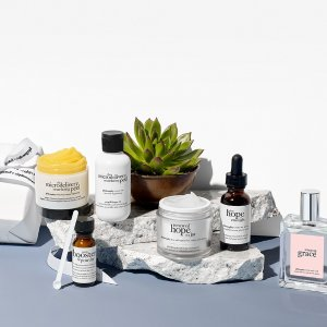 enjoy $25 offYour $75 purchase @ philosophy