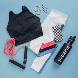 第二件5折 物美价廉Forever21 运动服饰促销折扣 海量款式运动美衣
