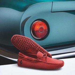 低至7折+额外7折 必备舒适百搭潮鞋Tod's 豆豆鞋哥伦布日大促