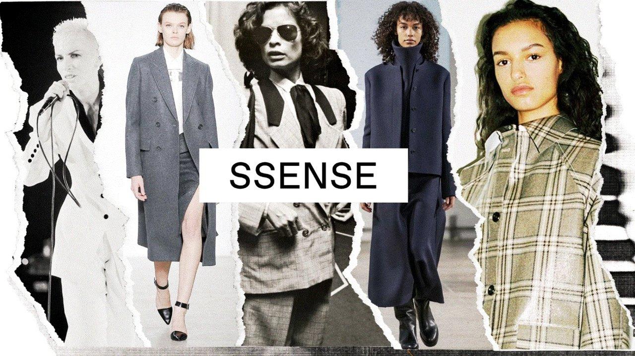 多品牌奢侈品集中零售&轻松直邮国内与你之间,只差加拿大知名电商SSENSE