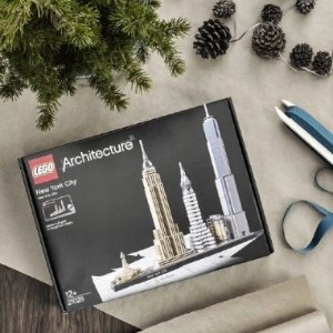 From $21.99Select LEGO Architecture Collections Sale @ Walmart