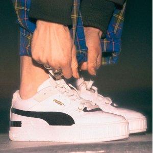 低至5折 €38收封面同款小白鞋PUMA 折扣场 大热经典板鞋、潮流老爹鞋捡漏收