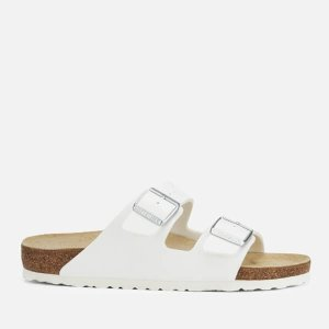 Birkenstock白色凉鞋