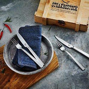 Zwilling 07150-359-0 牛排刀带盒套装 4.2折特价