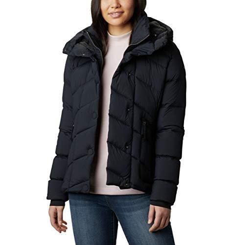 Amazon官网 Columbia 女士羽绒外套好价收 M码