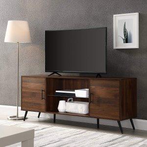 WE Furniture 60寸电视影音柜