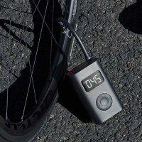 小米 米家电动充气宝 气压数显 充到即停 一机多用