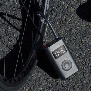 $54.44 包邮小米 米家电动充气宝 气压数显 充到即停 一机多用