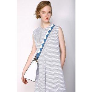FEW MODA条纹连衣裙