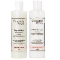Christophe Robin 蓬发洗发水+护发素套装