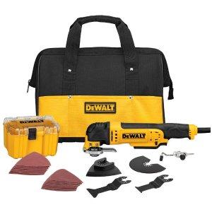 $140.89(原价$199)DEWALT 德伟DWE315K 全功能套装+打磨家具套组